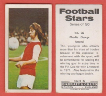 Arsenal Charlie George England